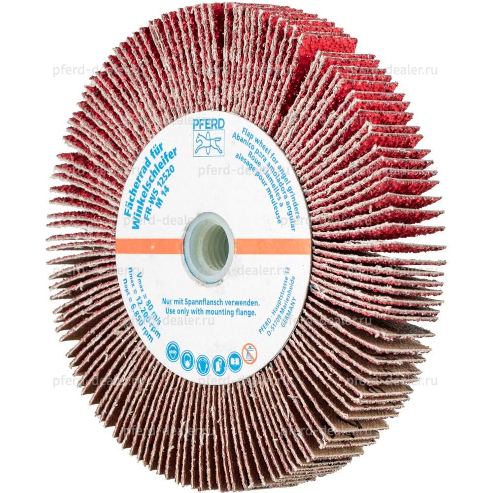 Круг шлифовальный лепестковый торцевой FR WS CO-COOL-img