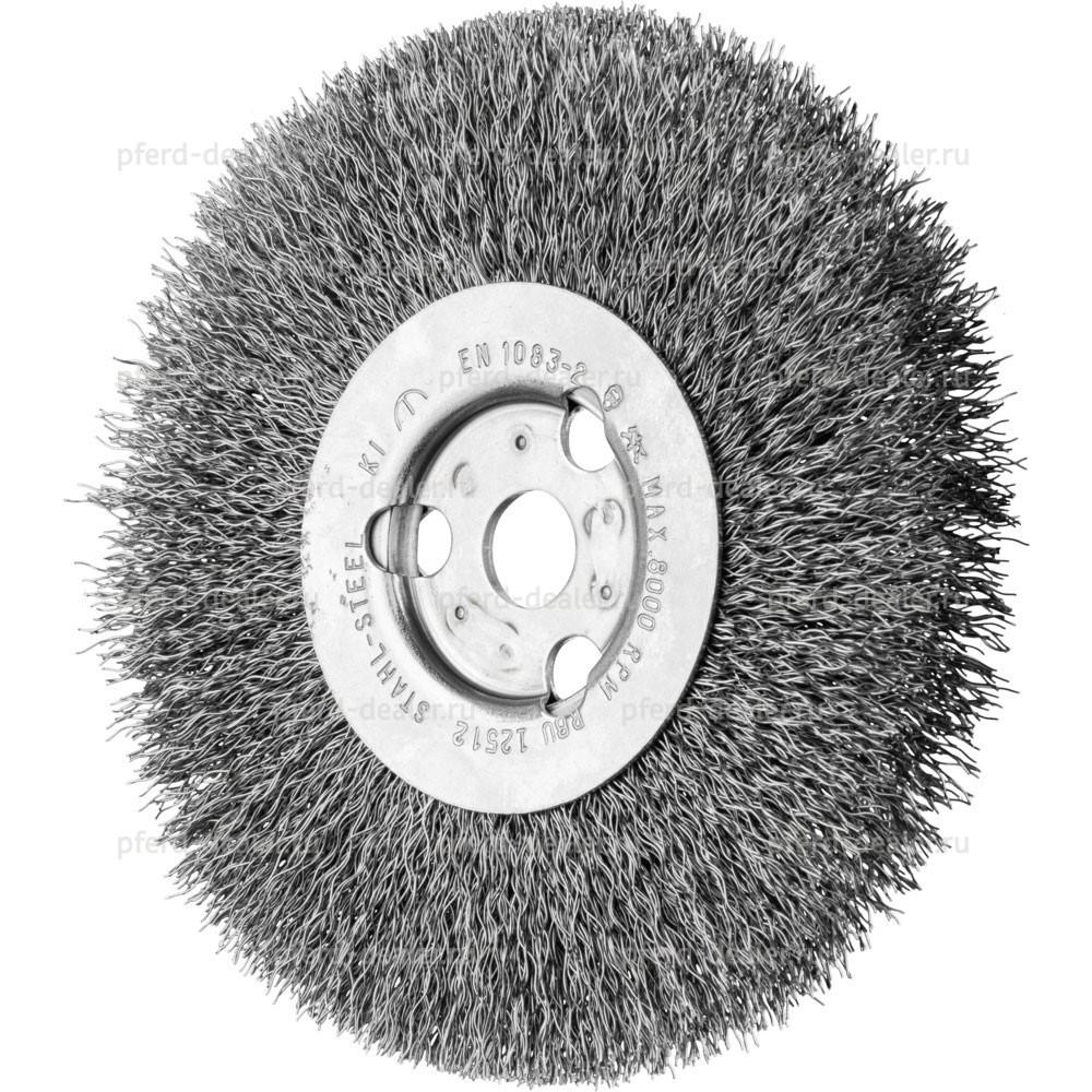 Щетка дисковая неплетенная RBU SLIM-img