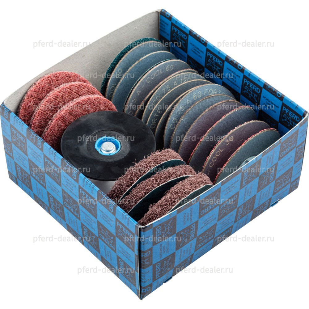 Набор шлифовальных дисков CD COMBIDISC-img