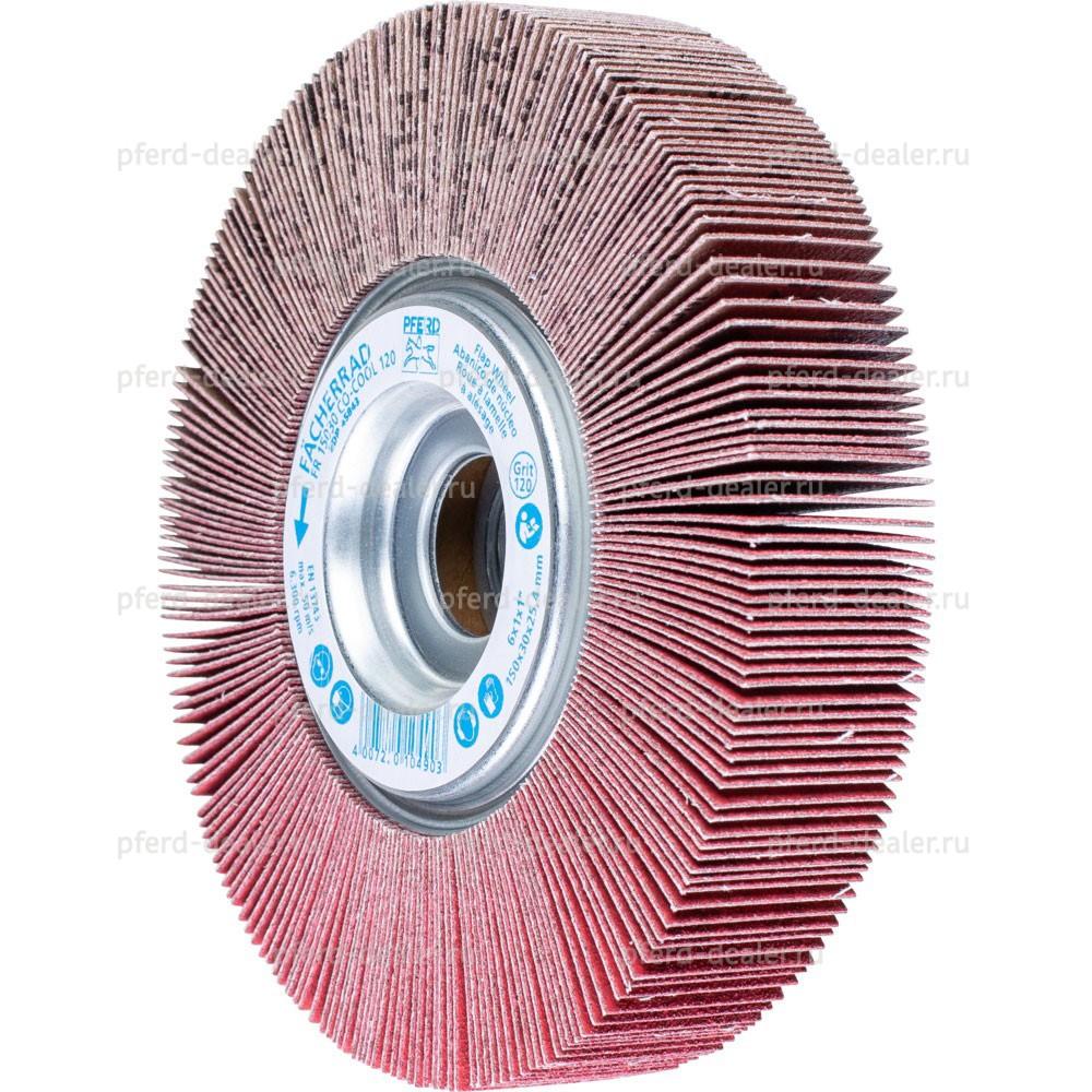 Круг шлифовальный лепестковый торцевой FR CO-COOL-img