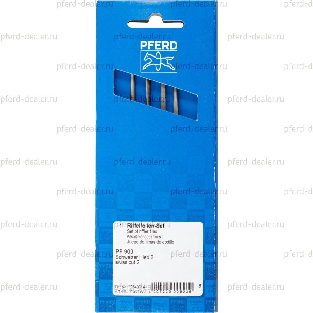 Набор рифельных напильников PF 900-img