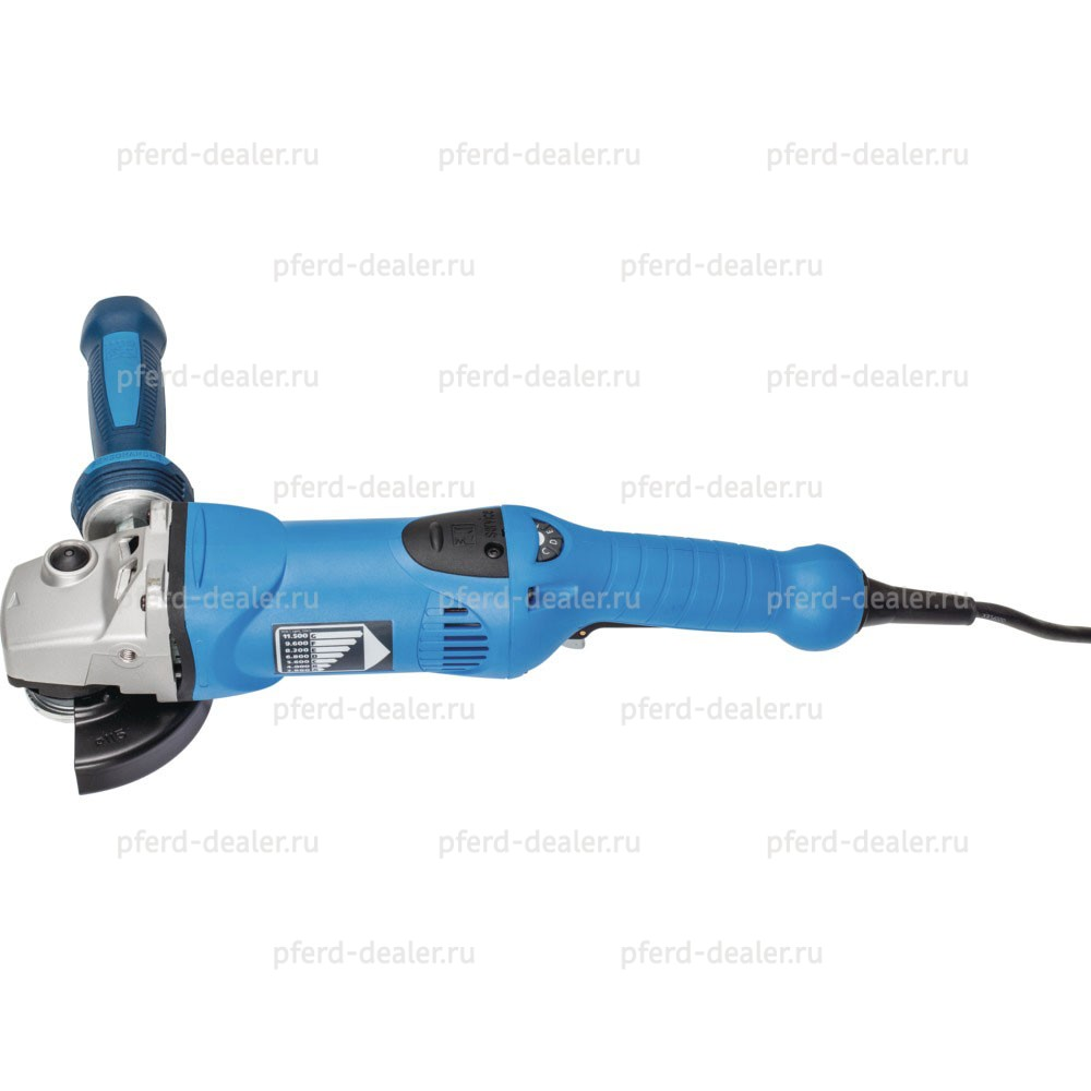 Машинка электрическая углошлифовальная UWER 18/120 SI-img