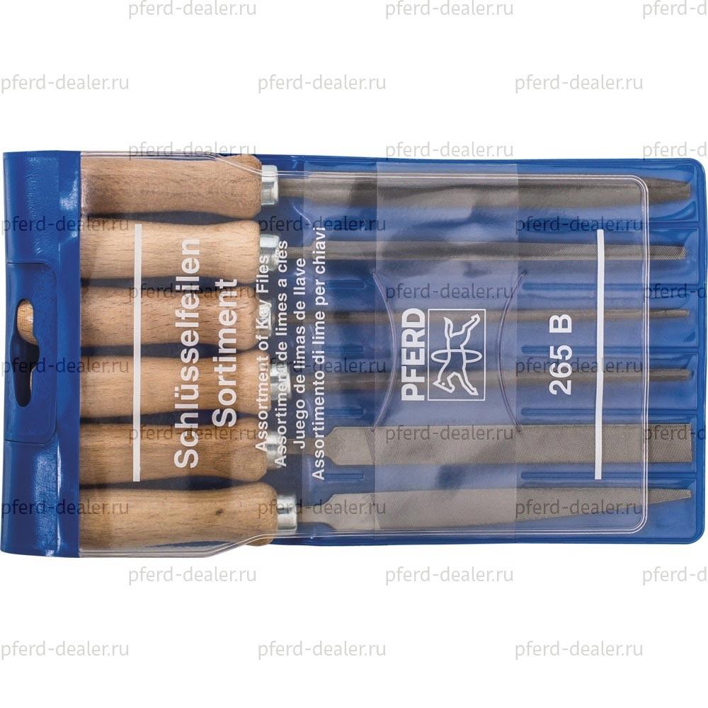 Набор ключевых напильников SET 265 B-img