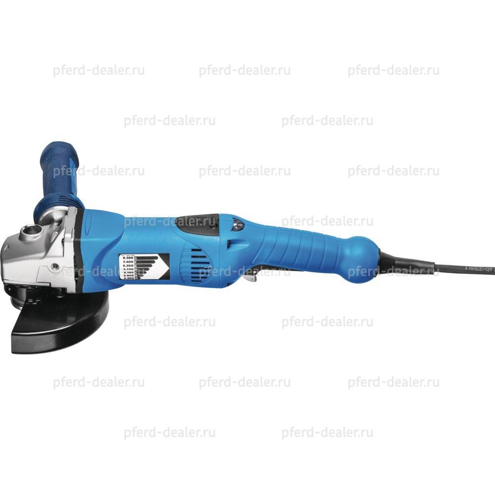 Машинка электрическая углошлифовальная UWER 18/95 SI-img
