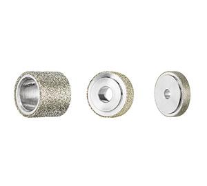 Алмазные шлифовальные головки и алмазные шлифовальные диски