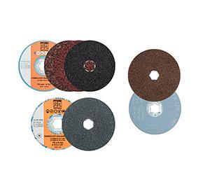 Фибровые диски COMBICLICK
