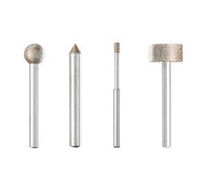 Шлифовальные головки и шлифовальные диски с кубическим нитридом бора CBN
